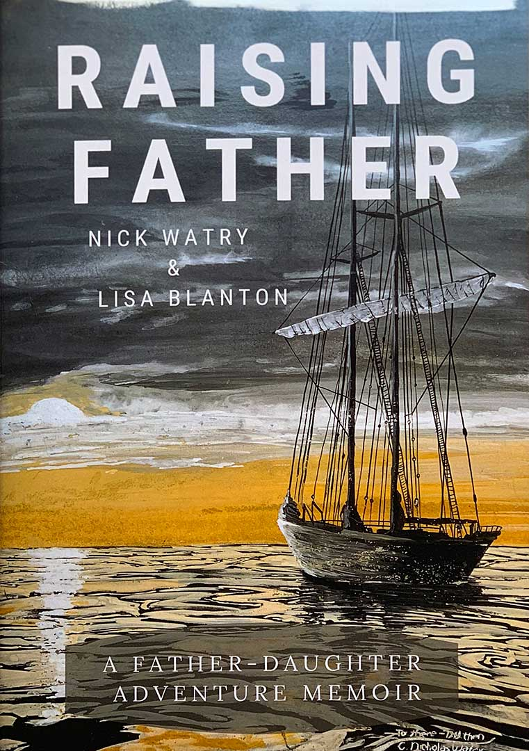 Raising Father Book Cover image