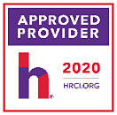 hrci.org approved provider 2020 logo